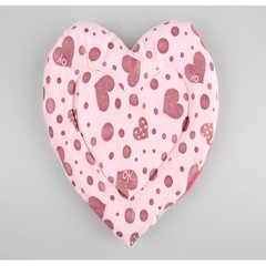 2017 new style pet heart cushion hedgehog scratches and bites the hamster mat hamster nest for cold- S yards