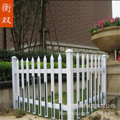 【 hengshuang 】PVC household pet small isolation fence garden white guardrail fence factory productio 1 m * 1 m