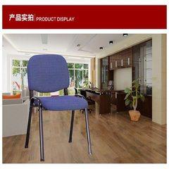 会议椅新闻椅办公椅职员麻将椅电脑椅椅子麻布特价家用简约 红色