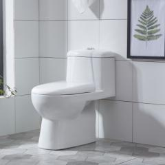 Factory direct - selling toilet flush type toilet water - saving quiet anti - odor ceramic flush toi The pitch of 300