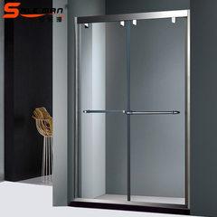优质钢化玻璃淋浴房 时尚简约淋浴房 浴室卫生间淋浴房 定制 SM-G02