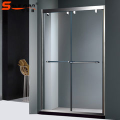 High quality tempered glass shower room stylish simple shower room bathroom bathroom bathroom bathro SM - G02