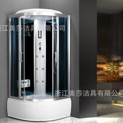 Manufacturer bathroom multi-functional luxury comfort high-end hotel arc bath room integrated bath r ME - R554