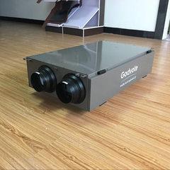 古德沃特新风系统 德国德国空气净化器 智能化控制噪声小更节能 深灰