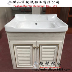 Aluminum furniture bathroom cabinet aluminum alloy bathroom cabinet aluminum alloy bathroom cabinet  Each kind of specification