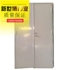 Pipeline well works fire safety door single open steel fire doors A class fire doors and Windows ste Can be customized