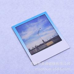 PVC 滴胶相框 木质磁性相框 家居用品 12*11