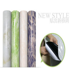 Self-adhesive wall with marble background paper a replacement furniture renovation sticker 60X180 fu Marble marble 001