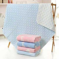 2018 hot new gauze bath towel wholesale soft and comfortable skin-friendly children package is direc Design multiple-choice 1.1 * 1.1