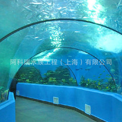 Factory direct sale large acrylic aquarium project acrylic aquarium acrylic glass aquarium aquarium  medium