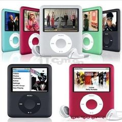 Wholesale 3 generation mp4 1.8-inch mp4 customized large capacity 4g-16g domestic and foreign orders Memory price plus