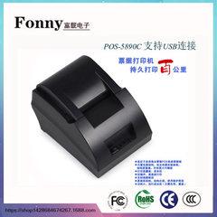 热敏打印机 USB打印 58mm票据打印 收银小票打印 厂家直销 ZJ-5890C USB接口