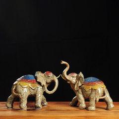 Classic creative ceramic crafts kiln glaze lovers like the study living room cabinets home decoratio 26 * 15 * 22 cm