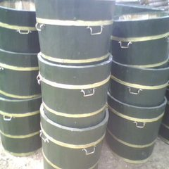 Beijing manufacturers direct selling high quality green flower barrels, potted flower barrels... green
