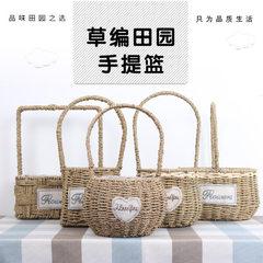 Home gardening fruit basket environmental protection household gardening flowerpot flowerpot flowerp Primary type A