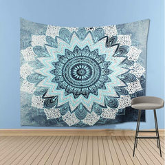 Manufacturers direct Nordic ins flamingo cactus Bohemia hanging cloth print wall hanging mandala tap The Nordic 1.3 * 1.5