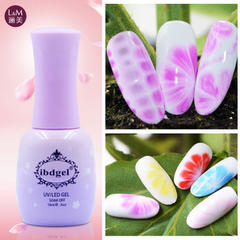 Meanmei LVMAY nail color solution/gel nail varnish nail polish nail polish nail polish nail varnish  White stain glue