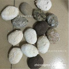 手工不规则仿真鹅卵石砂石景观田园石头假山石头不掉色造景自然 否