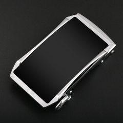 Dongguan button custom men automatic buckle belt buckler buckle business belt buckle can be customiz black