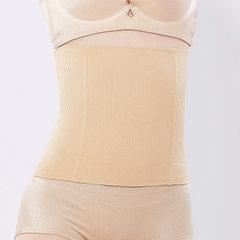 塑腰产后收腹带束腰带美体收复塑身衣瘦身减肚子瘦腰带腰封女顺产 典雅肤 M/L