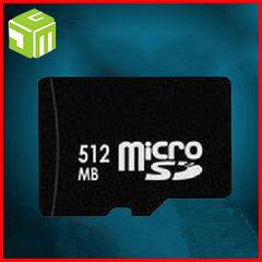 Manufacturers direct 512MB memory card micro sd card digital storage card 512 MB
