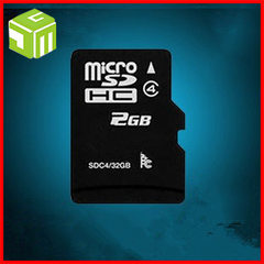 Spot sales 2G memory card TF card mobile phone memory card digital storage card 2 gb