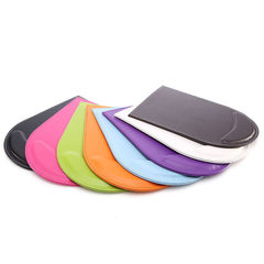 Leather mouse pad wrist pad wrist protector customized wholesale computer peripheral accessories des Black A182