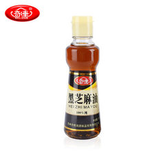 Producing area wholesale oil wholesale sale northeast jilin specialty qilian black sesame oil 180ml 180 ml