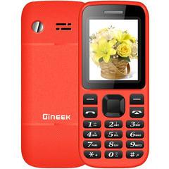 低价批发京立 Gineek G5 1.8寸双卡双待学生老人手机老年手机 黑色