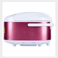 Factory direct marketing jianghu will sell gift rice cooker deluxe intelligent cooker electric appli red Rice cooker 5 l