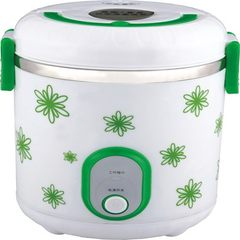 Wholesale multifunctional mini rice cookers students 1L small rice cookers manufacturers direct rice The black spot,