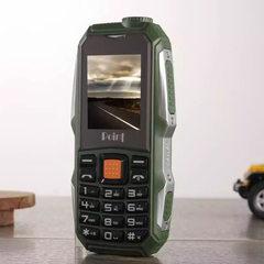 正品新款军工三防手机超长待机老人手机双卡双待低价手机厂家批发 绿色
