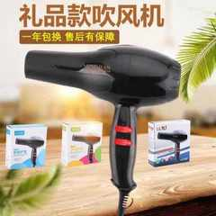 Portable household static electric hair dryer for small and small students special blow air cooler h red 60 /