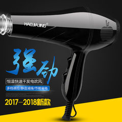 The manufacturer of electric hair dryer blowing drum blower manufacturer produced black Only 60 per piece