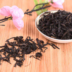 Fujian tea authentic wuyi mountain smoked guest margin tea village zhengshan small black tea oolong  500 g