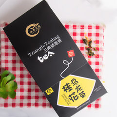 Osmanthus oolong tea, 45g/ box combined camellia Triangulum bag tea bulk wholesale OEM 3 g *15 bags/box