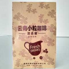 Manufacturers direct sale of yunnan small grain coffee 18 mixed flavor coffee coffee producing areas Eight flavors