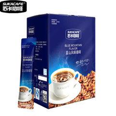 苏卡咖啡 蓝山风味拿铁原味特浓摩卡三合一速溶咖啡粉 食品饮料 蓝山咖啡盒装