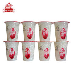 Rice mother-in-law xiaogan non-alcoholic rice wine 290ml cup sweet wine sweet wine sweet rice wine h 290 * 8