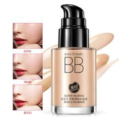 Image beauty moisturizer BB cream foundation repair face concealer natural nude makeup moisturizing  Ivory white 30 ml