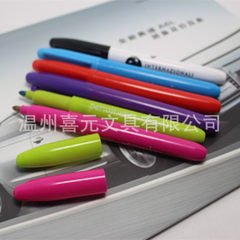 Manufacturers supply textile long - term marking pen cloth marking pen, environmental - friendly non black