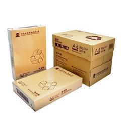 玖龙A4纸打印复印纸500张  A4 80gA4复印纸 静电复印纸 A4 80g