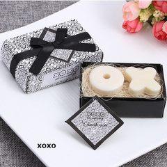 促销小礼品促销小黄鸭鸭子小香皂结婚庆用品洁面肥皂礼物手工皂 透明小鸭子