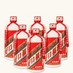 Guizhou maotai town liquor miso flavor type bulk liquor brand OEM OEM OEM OEM base liquor wholesale 1 * 500 ml