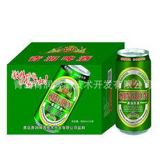 大量批发青岛啤酒500m 易拉罐  厂家直销,物美价廉,质量上乘 纸箱