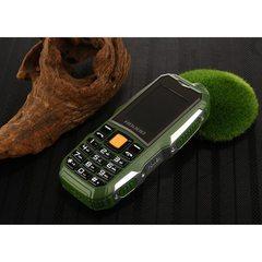 Low - cost old people mobile phone dual - card dual - wait three anti - aging man - machine mobile u black
