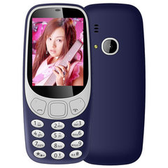 Old people`s mobile phone H670 1.8-inch dual card old people`s mobile phone bluetooth old people`s m black