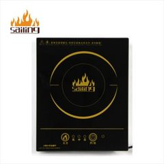Small hot pot induction cooker self-service small hot pot induction cooker Taiwan shabu small hot po black 215 x175