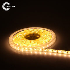 Super bright warm white light lamp with lamp strips 12V 5050 drops of glue waterproof 3000 k (warm white)
