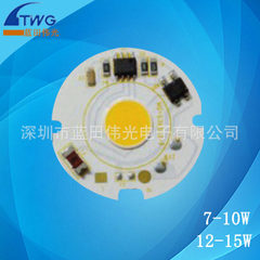 Lantian weiguang ACCOB drives 10W light source 110/220v dc AC high voltage linear light source 2700